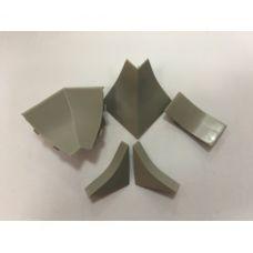Угол внутренний (Thermoplast) серебро